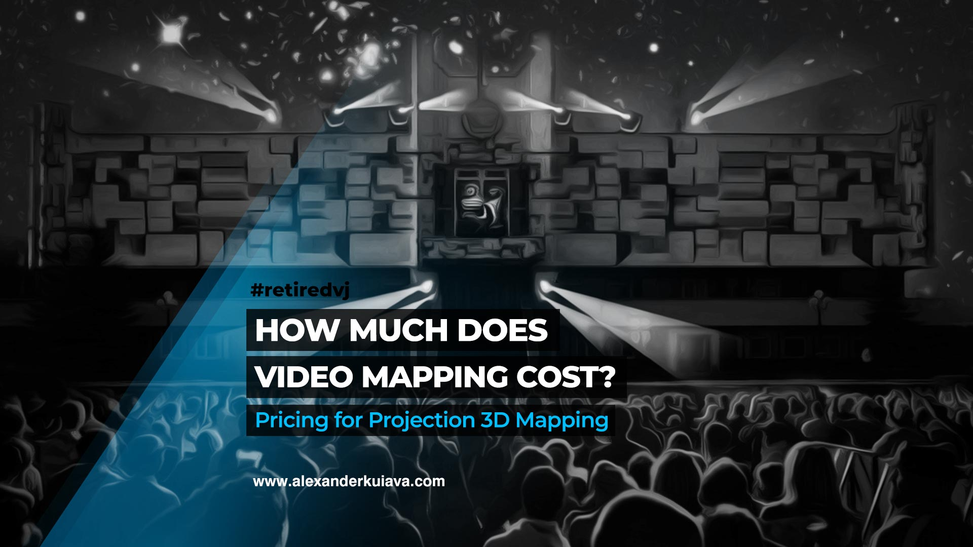 VIdeo-mapping-projection-price
