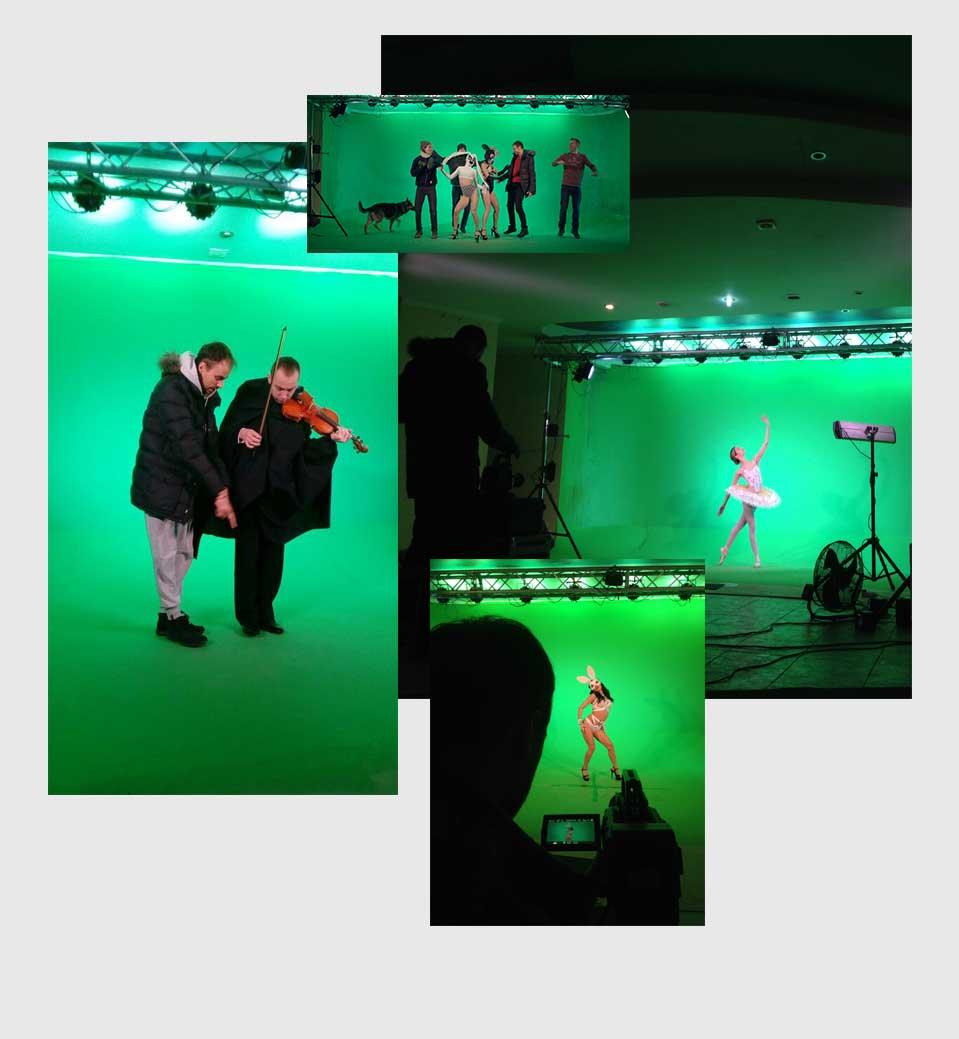 GreenScreen-Studio