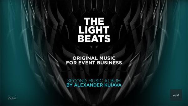 Light Beats event music