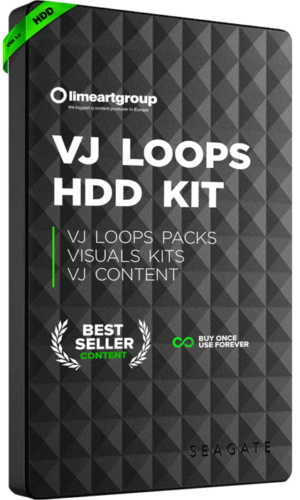 vj loops hdd kit