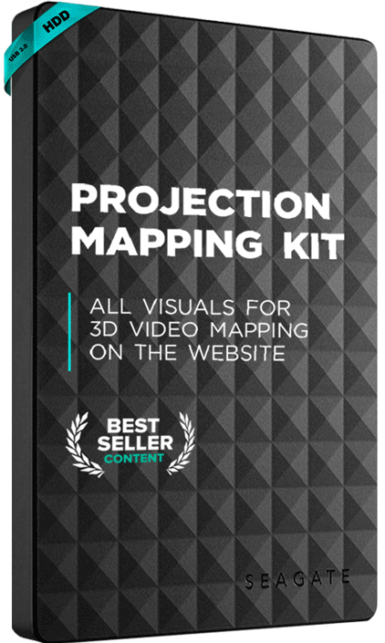 projection mapping content kit
