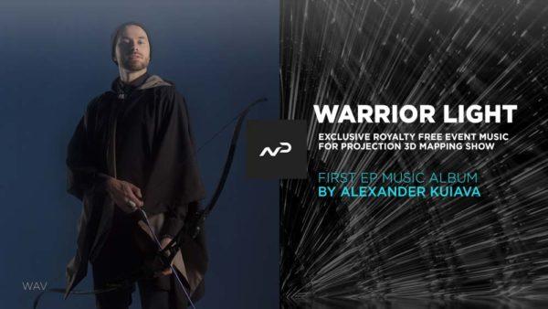 Warrior-Light-Audio Album-Kuiava