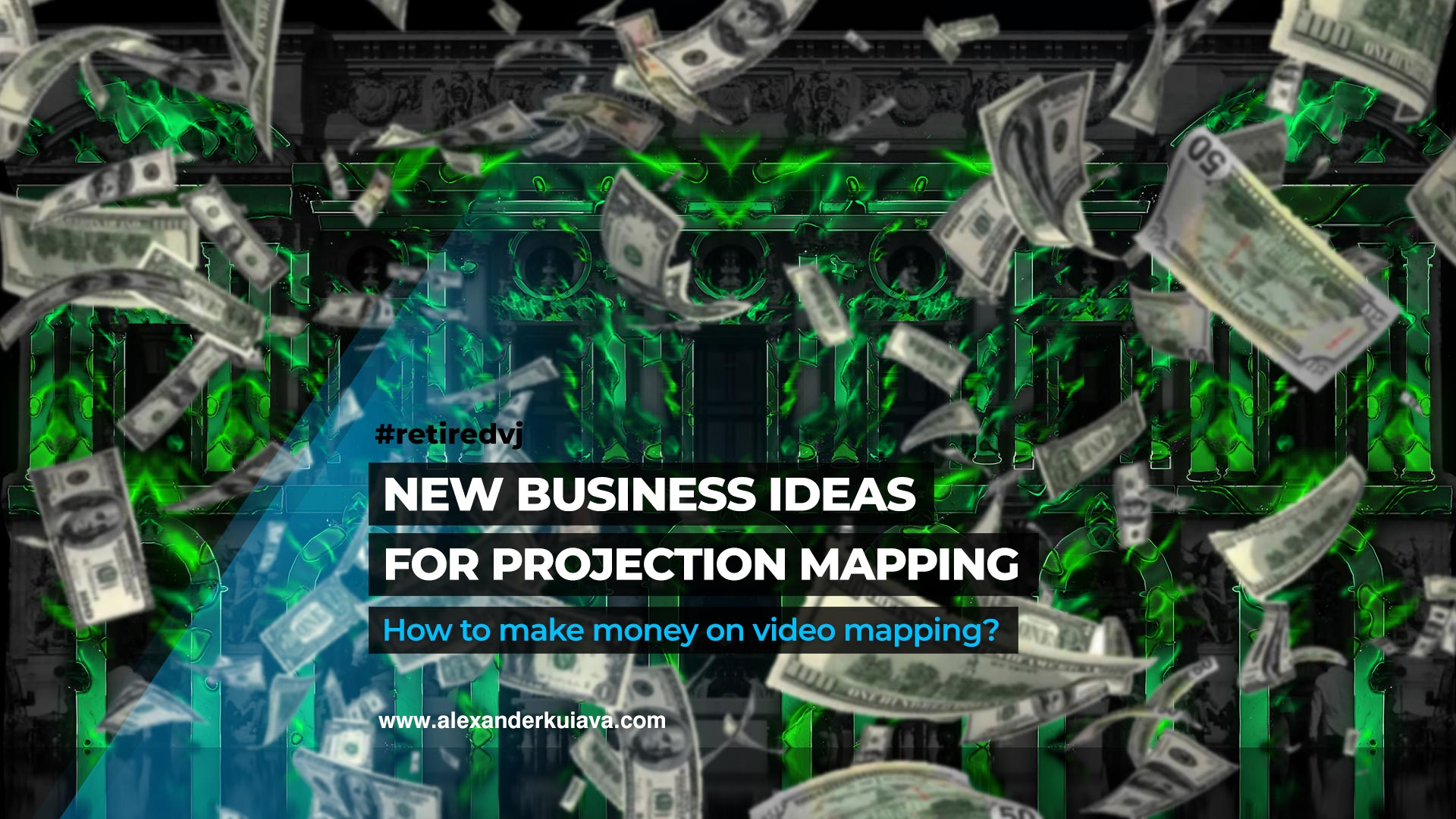 Business ideas for video mapping projection
